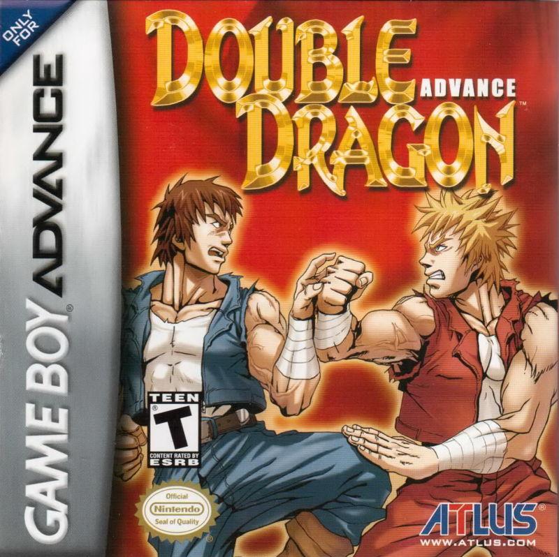 Double Dragon Advance Double Dragon Wiki Fandom