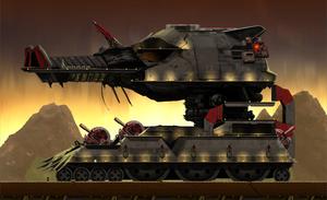 Giant Tank - 01