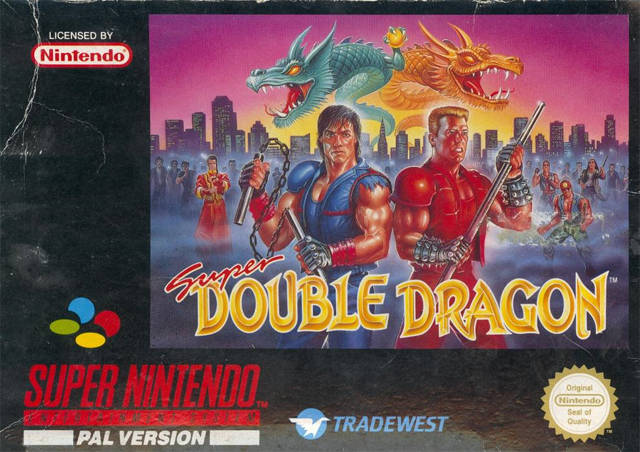 Super Double Dragon Double Dragon Wiki Fandom