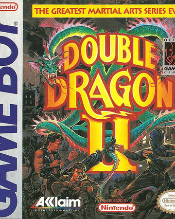 Double Dragon Ii Game Boy Double Dragon Wiki Fandom