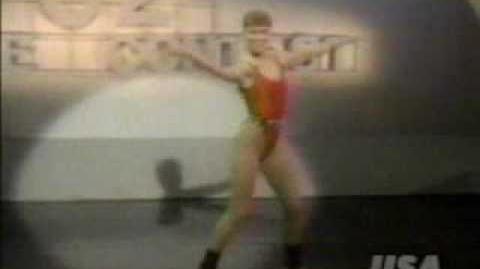 Double Trouble dance contest episode
