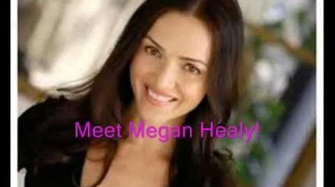 Megan (Novel Series) Book Trailer