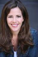 Alissa Kramer as the 30-year-old Jenny Healy
