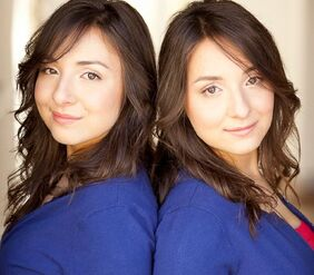 Double Trouble twins