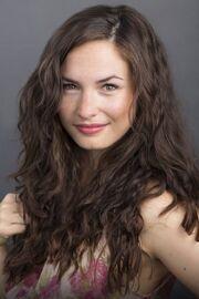 Sarah Bellini as Megan Healy