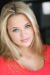 Hunter King as Sophie Marino