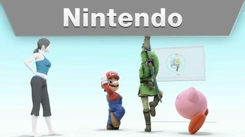 Wii U & Nintendo 3DS Developer Direct - Super Smash Bros