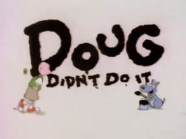 Doug Didn't Do It title card