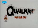 Quailman's Bad Hair Day