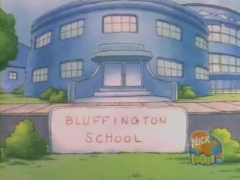 Resultado de imagem para bluffington