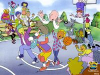 Disney Doug Games Wallpaper