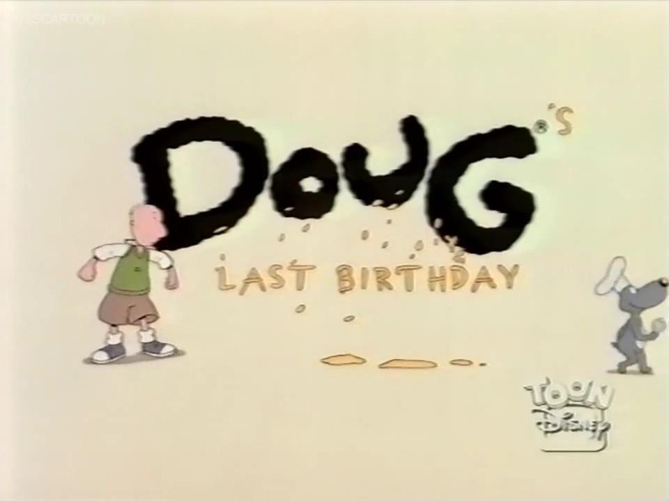 386c6aae Doug's Last Birthday   NickelodeonDoug Wiki   FANDOM powered by Wikia