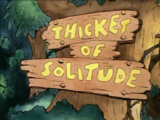 Thicket of Solitude