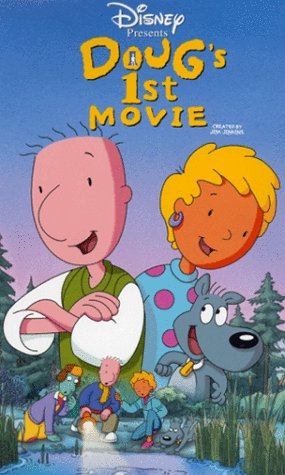 Doug Christmas Story Vhs.Doug S 1st Movie Nickelodeondoug Wiki Fandom Powered By