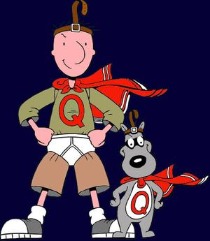 Quailman | NickelodeonDoug Wiki | FANDOM powered by Wikia Quailman Q