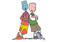 Disney's Skeeter & Doug