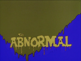 The Abnormal