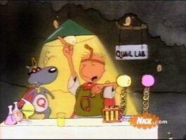 Doug is Quailman