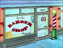 Big Al's Barber Shop