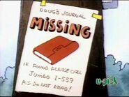 Doug's Runaway Journal 39