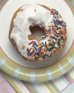 Vanilla Doughnut