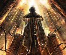 Dark priest by cloudminedesign-d6nugao