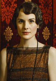 Mary with flapper look