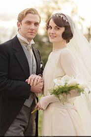 Mary Matthew Wedding