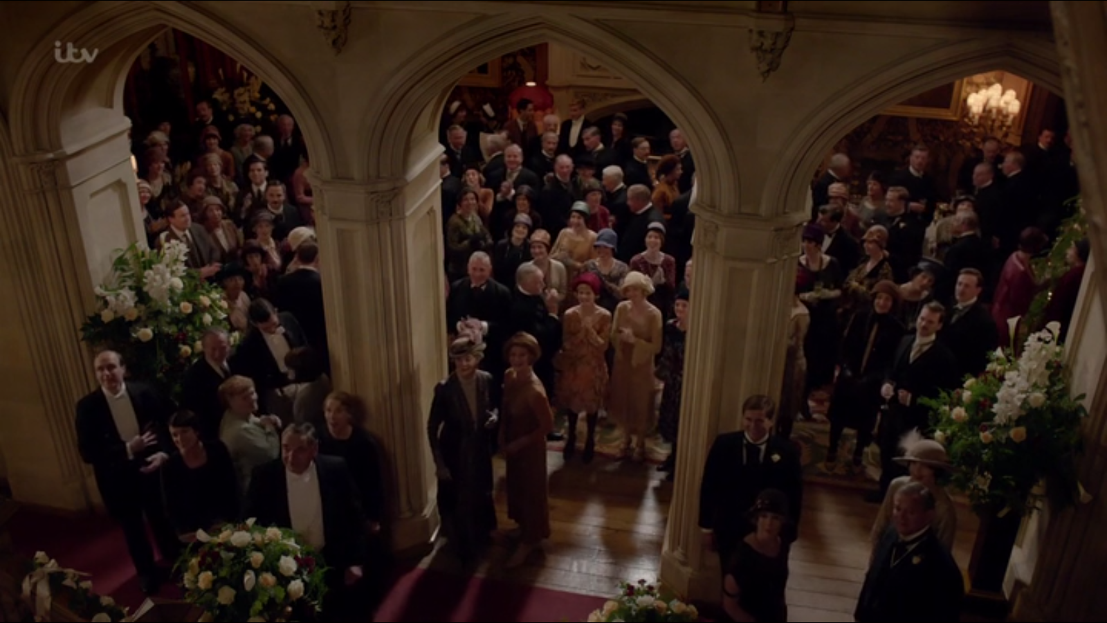 Episode 6.09 (2015 Christmas Special) | Downton Abbey Wiki | FANDOM ...