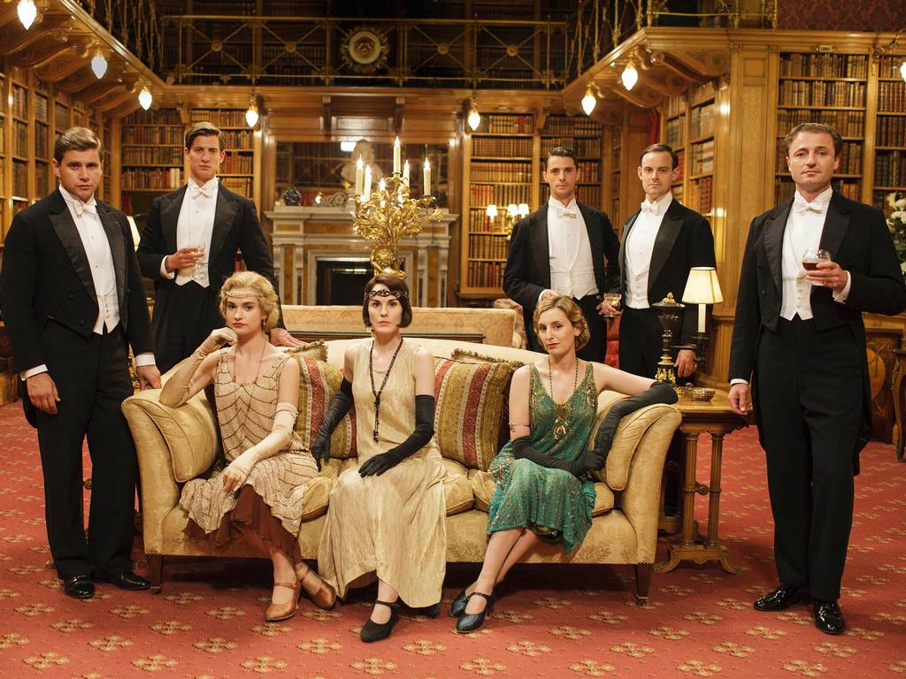 Downton SeasonSeries 5, Episode 9 finish A Moorland vacation and much more