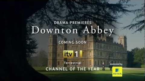 Downton Abbey Season 2 Trailer -- HD 720p