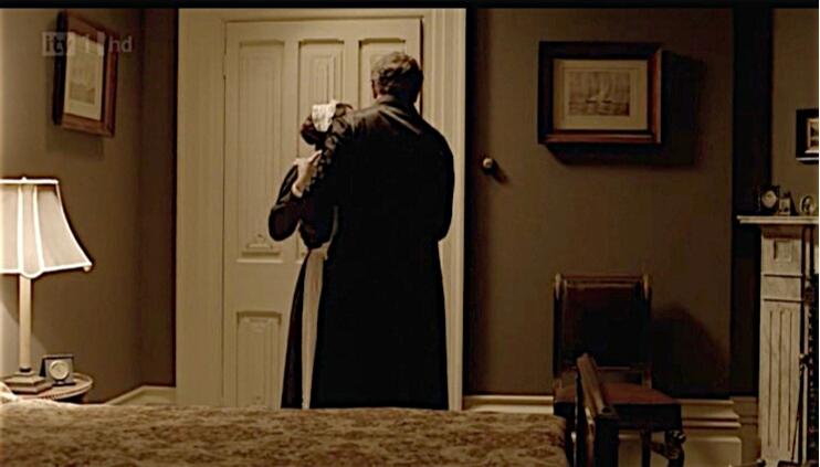 Downton Abbey Double Bedroom Doors Www Stkittsvilla Com