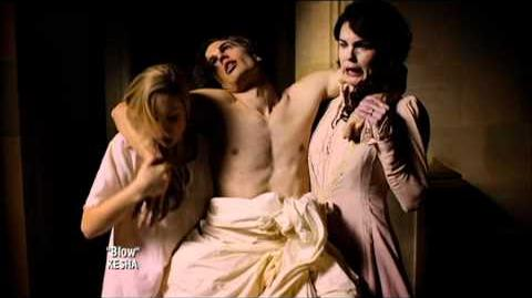 Downton Abbey Aussie 7Two promo 2011 feat 'Blow' by Kesha