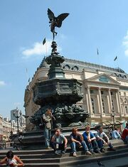 PiccadillyFountain