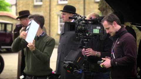 Downton Abbey Season 5 First Look