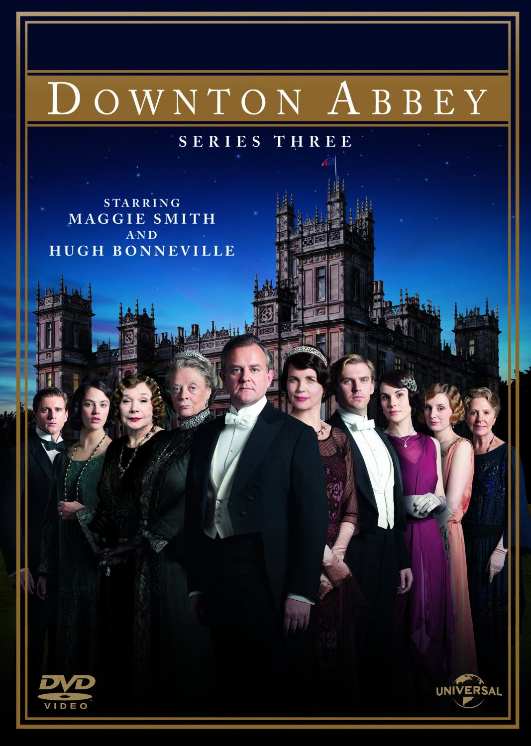 Downton Abbey Series 3 – are you hooked Today's Debate