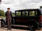 Vehicles of Downton Abbey