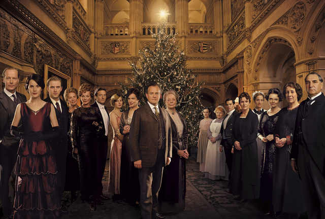 Episode 2.09 - 2011 Christmas Special | Downton Abbey Wiki ...