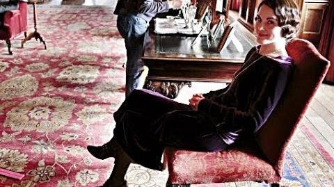 Downton Abbey Season 5 Sneak Peek - BTS Filming Photos HD