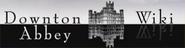 Downton Abbey Wiki-wordmark-BernhardModern