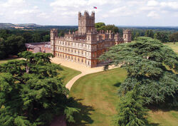 Downton-Abbey-Tour 1
