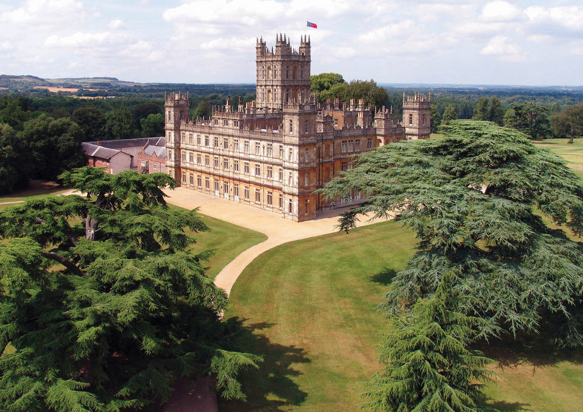 highclere castle downton abbey wiki fandom powered by wikia. Black Bedroom Furniture Sets. Home Design Ideas
