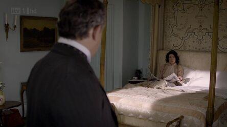 Cora's bedroom