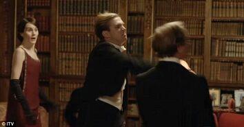 Matthew punches sir richard carlisle