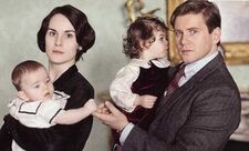 Downton Abbey series 4 images revealed in official calendar-1-