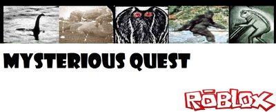 Mysterious Quest Logo