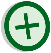 180px-Symbol support vote
