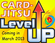 Card-Jitsu Level Up coming soon