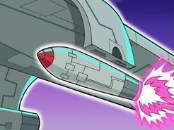 S01e10 Valerie's board missile