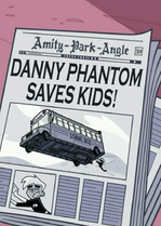 S03e05 APA Danny Phantom saves kids